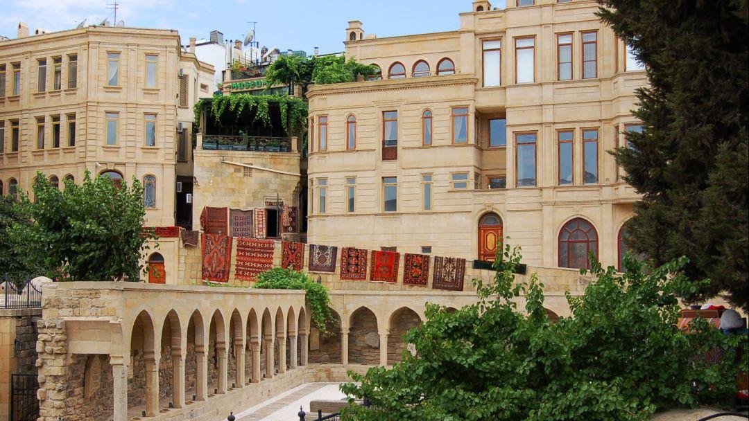 Экскурсия по Старому Городу Баку - фото 5
