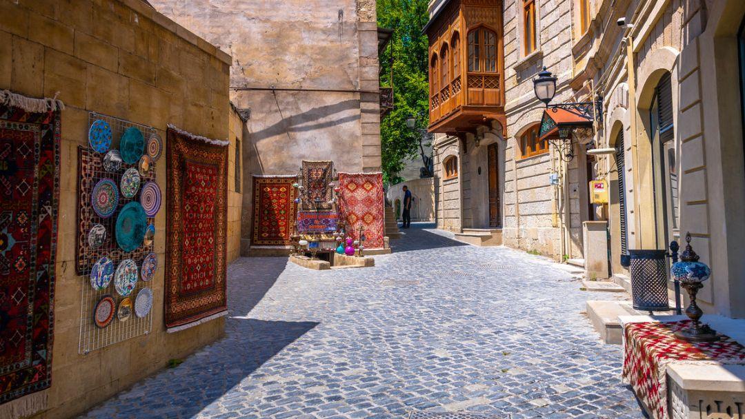 Экскурсия по Старому Городу Баку - фото 6