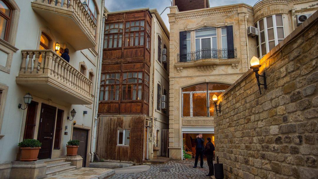 Экскурсия по Старому Городу Баку - фото 7