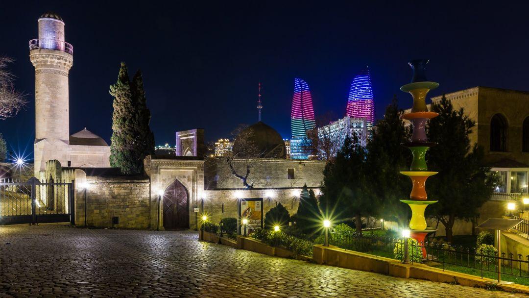 Экскурсия по Старому Городу Баку - фото 9