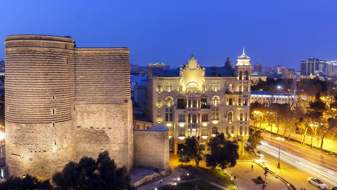 Экскурсия по Старому Городу Баку - фото 10