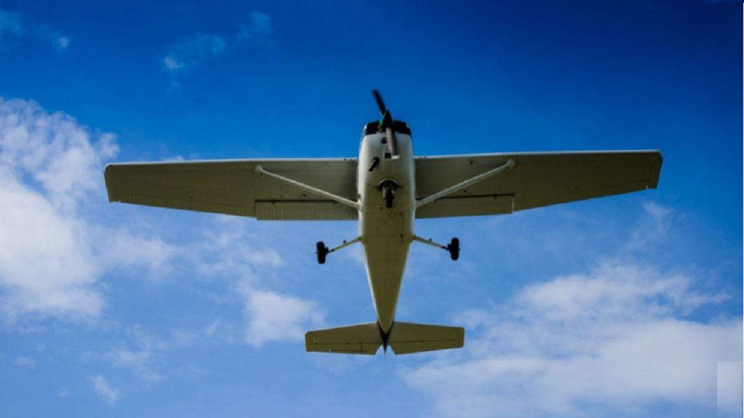 Полет на Cessna 172 в Санкт-Петербурге