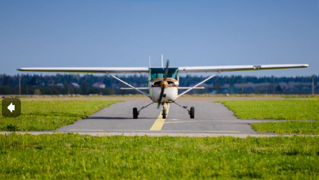 Полет на Cessna 172 - фото 3
