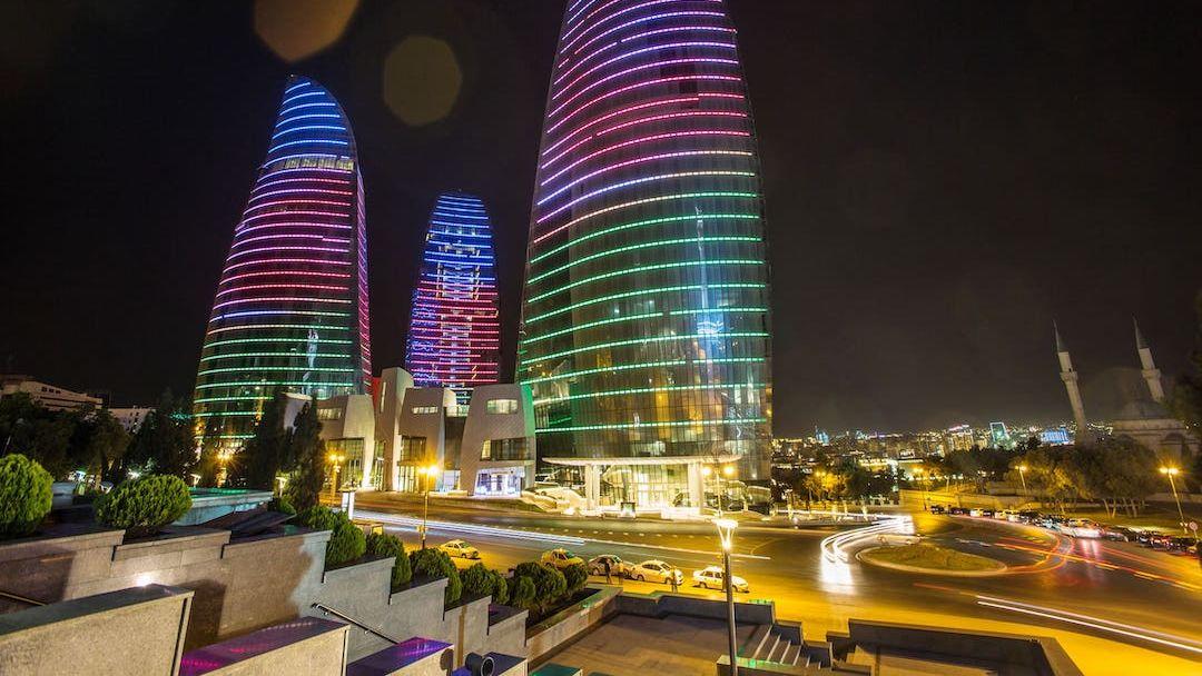 Экскурсия по вечернему Баку - фото 2