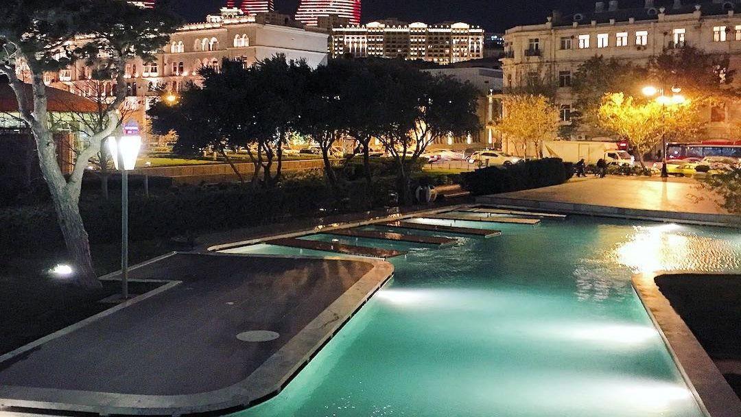 Экскурсия по вечернему Баку - фото 3
