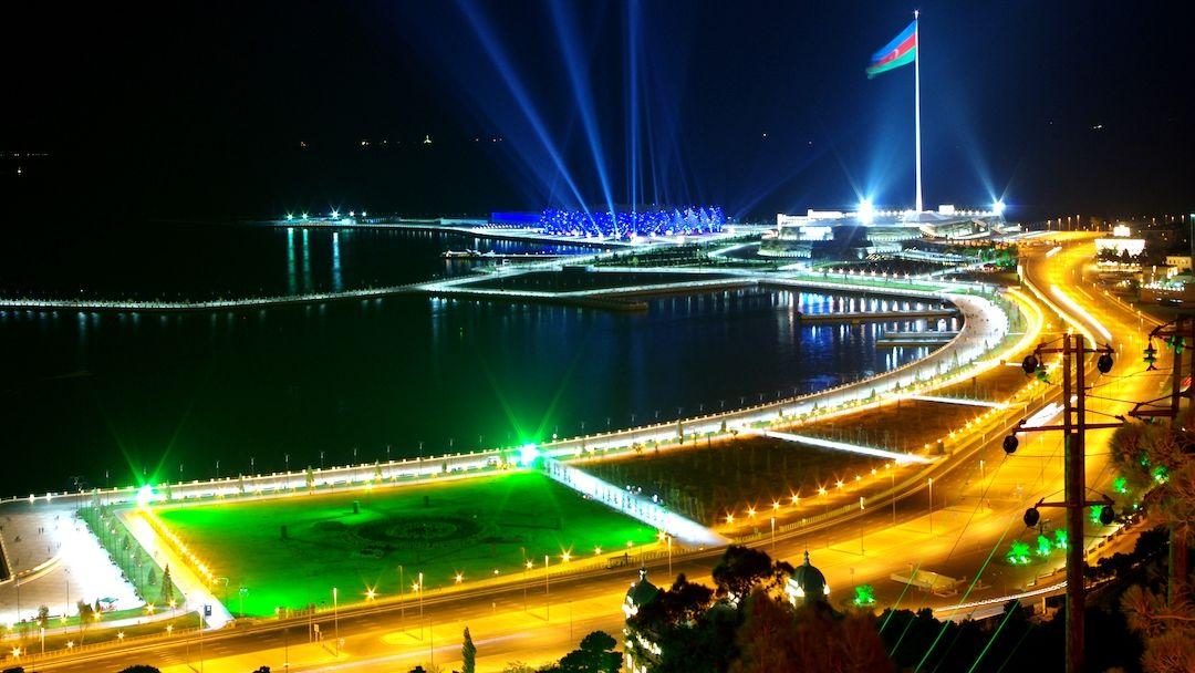 Экскурсия по вечернему Баку - фото 4