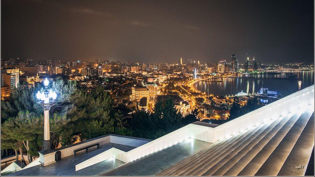 Экскурсия по вечернему Баку - фото 5