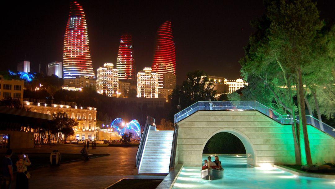 Экскурсия по вечернему Баку - фото 7