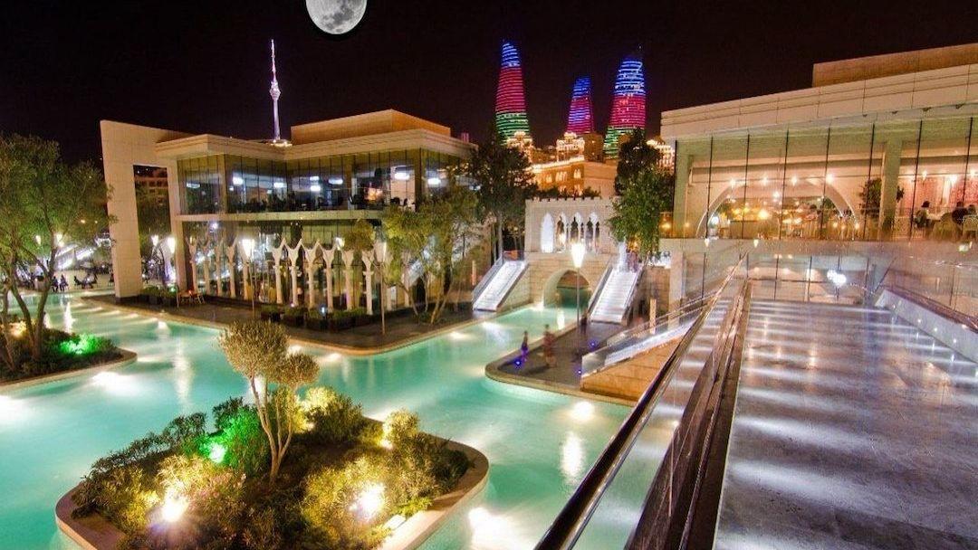 Экскурсия по вечернему Баку - фото 8