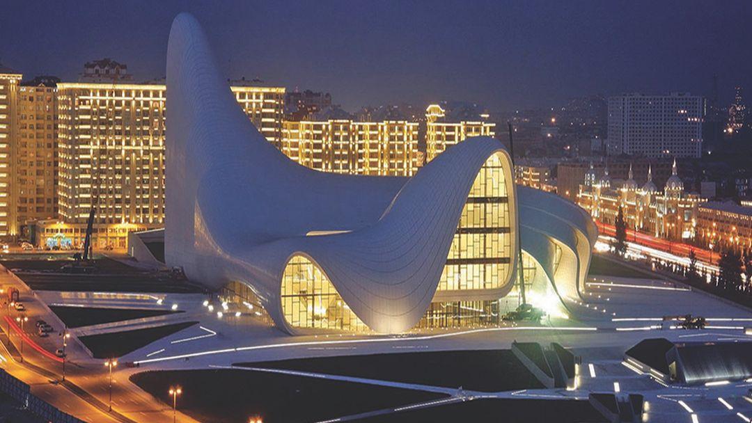 Экскурсия по вечернему Баку - фото 9