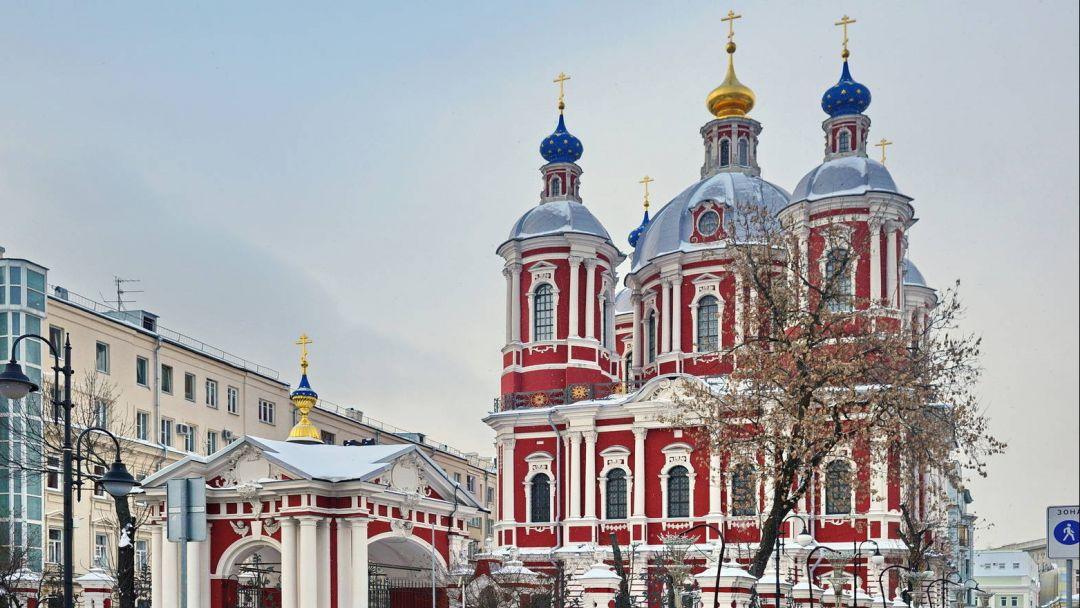 Москва художников и меценатов (пятница)