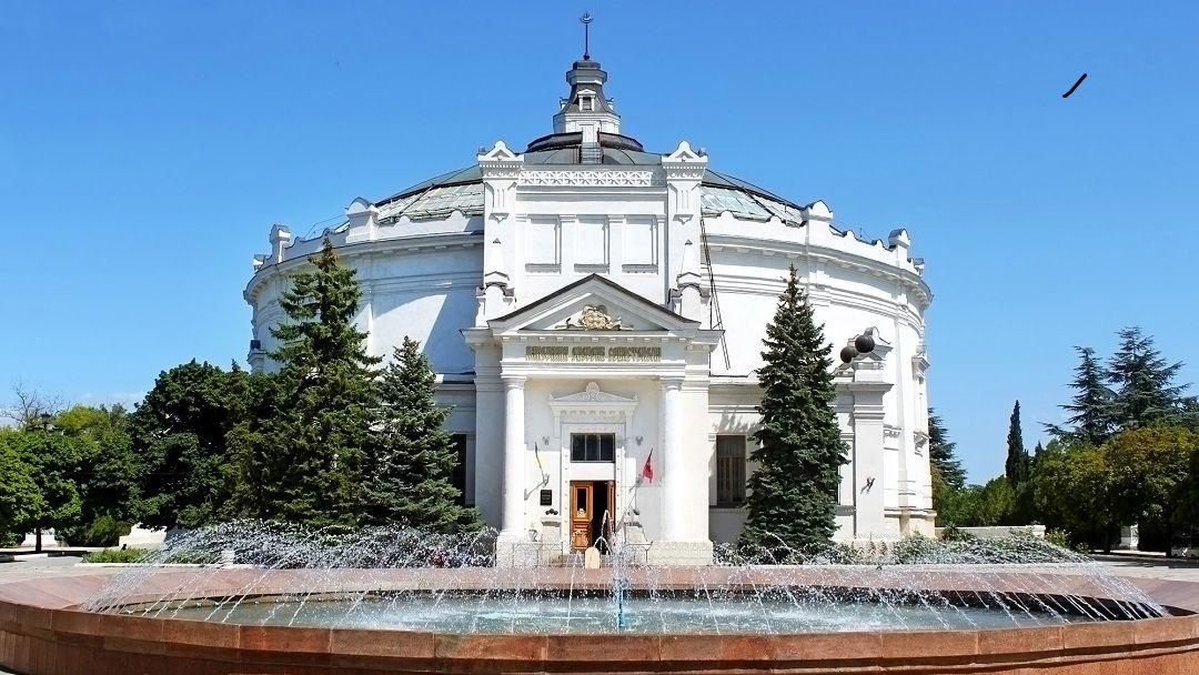 Первое знакомство с Севастополем в Севастополе