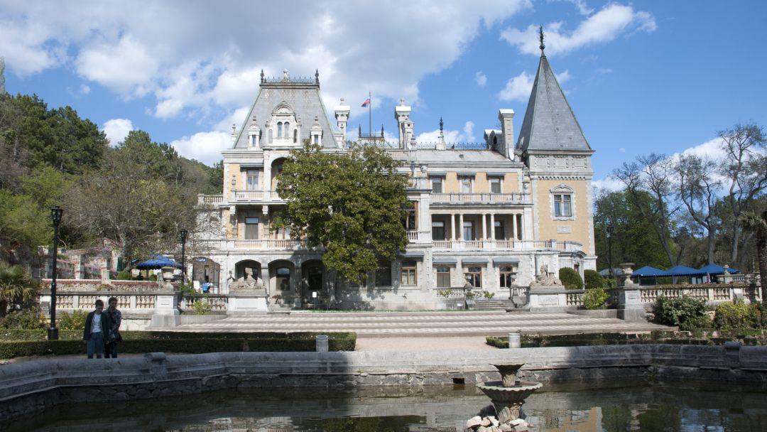 Путешествие по дворцам Крыма - фото 3