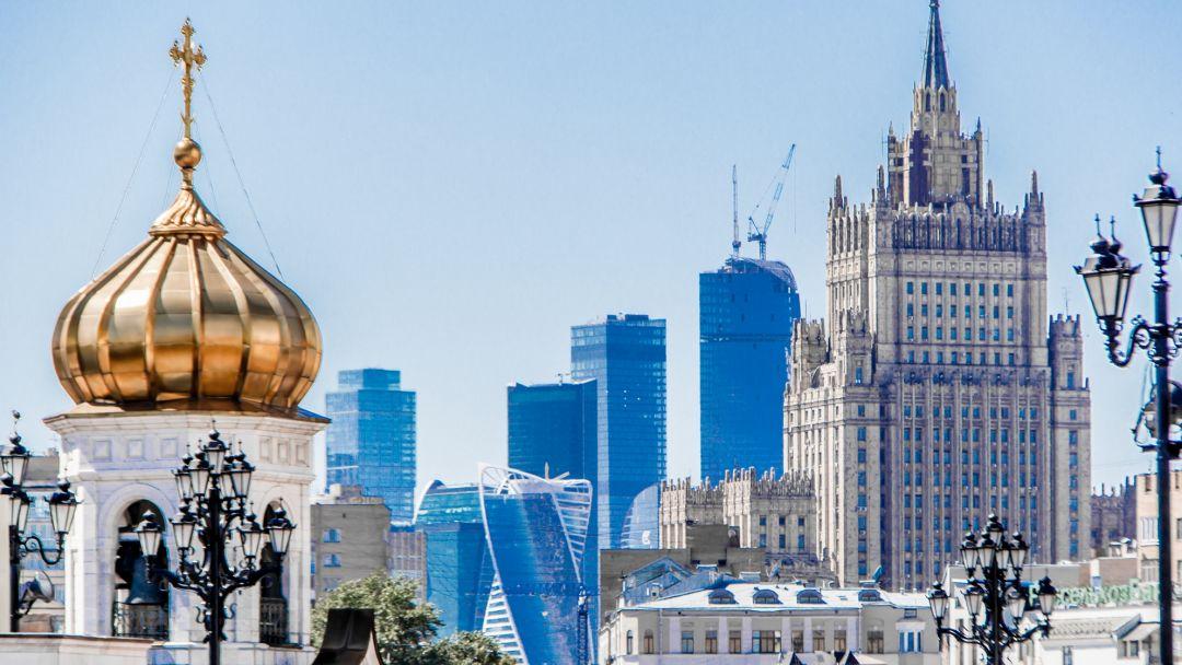 Автобусная обзорная экскурсия по Москве (суббота)