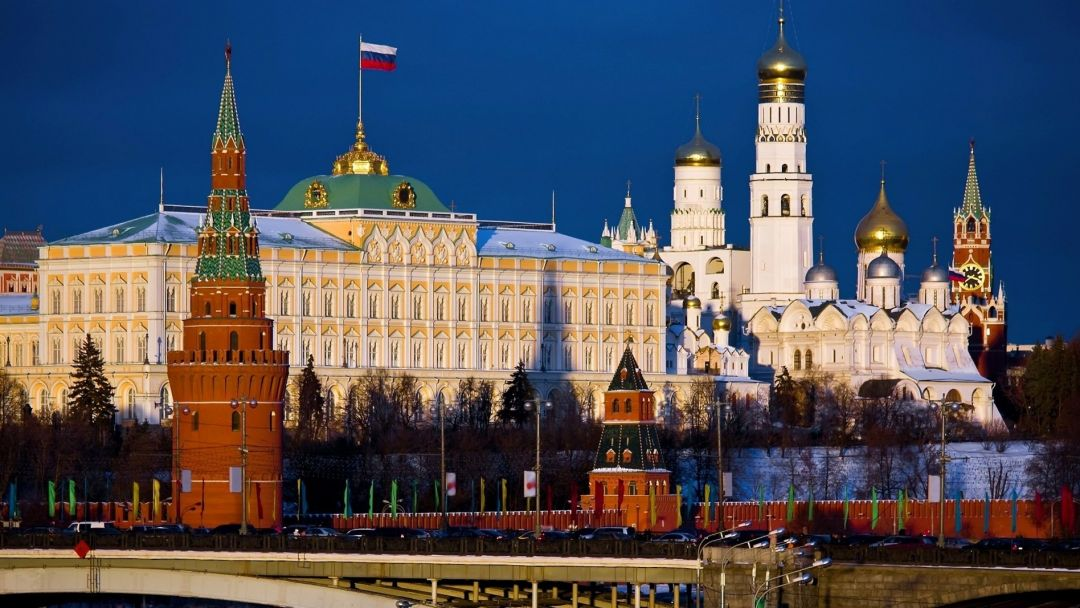 Автобусная обзорная экскурсия по Москве (суббота) - фото 3