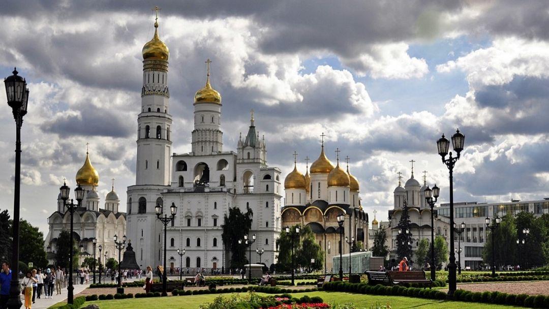 Москва – столица нашей родины (понедельник, среда, пятница) - фото 5