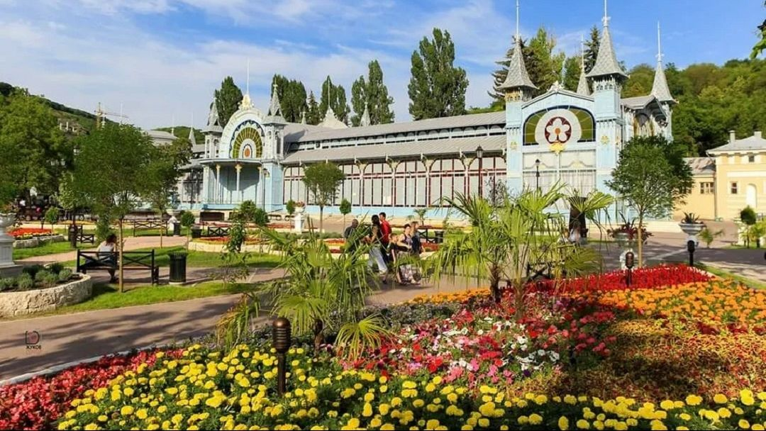 «Целебные воды Кавказа» (3 дня/2 ночи) в Пятигорске