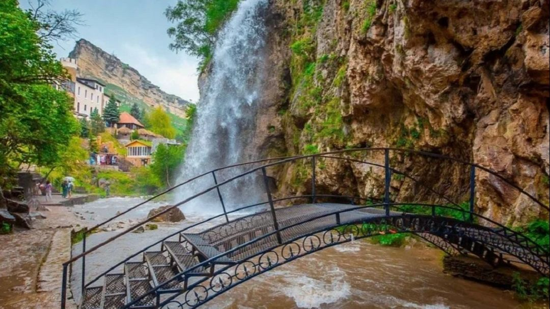 «Целебные воды Кавказа» (3 дня/2 ночи) - фото 4