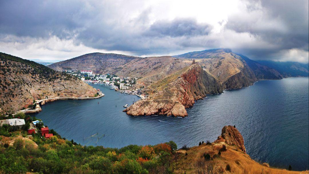 Крымские фьорды: Балаклава - Севастополь