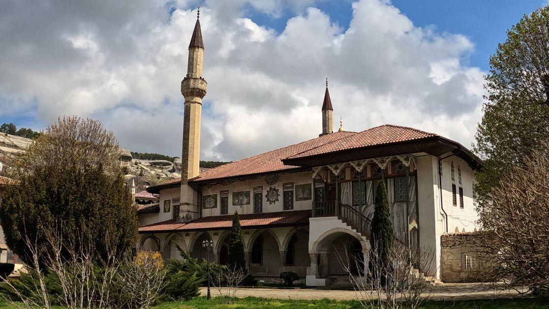 Бахчисарай - столица Крымского ханства - фото 2