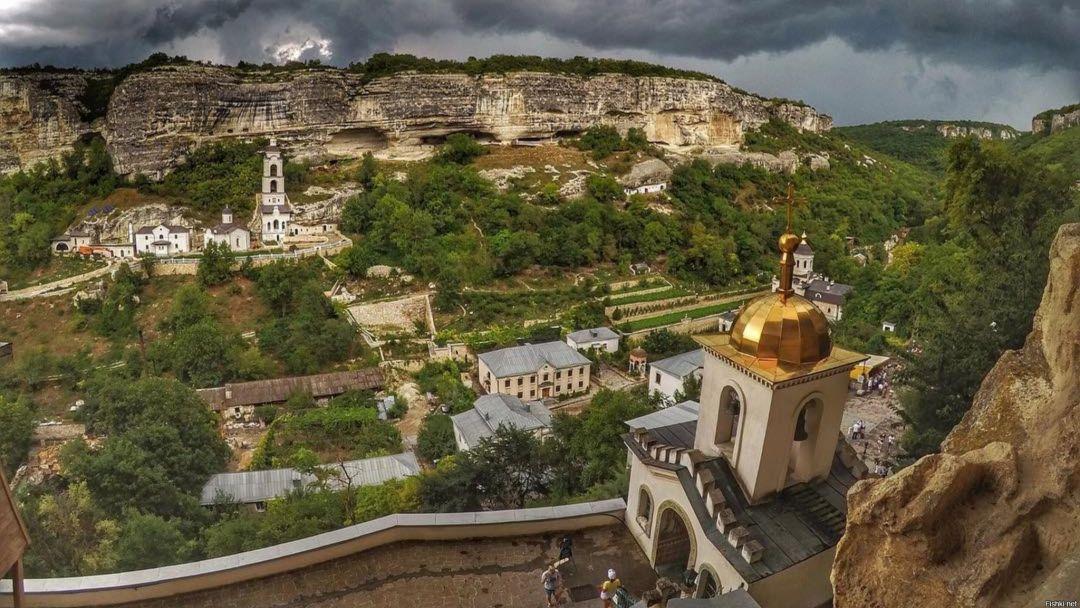 Бахчисарай - столица Крымского ханства - фото 6