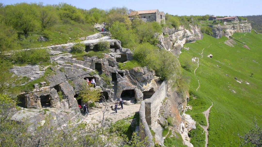 Бахчисарай - столица Крымского ханства - фото 7