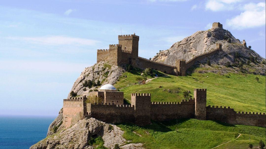 Судакская крепость - Новый Свет - фото 3