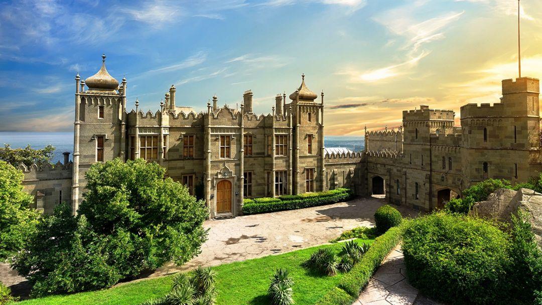 Дворцы южнобережья - фото 7