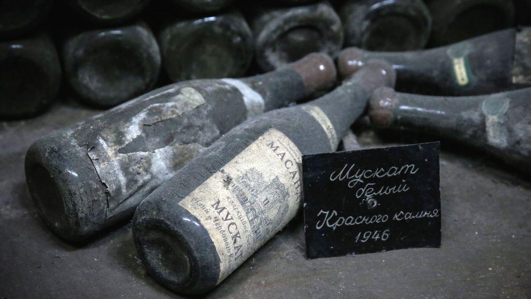 Массандровский винзавод и дворец - фото 5