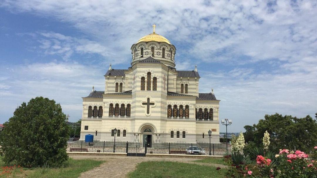 Севастополь: возвышенная середина