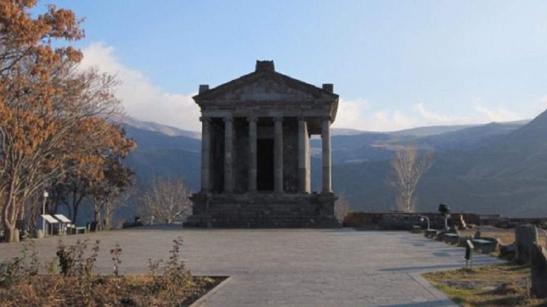 Гарни-Гегард-Севан  в об Ереване
