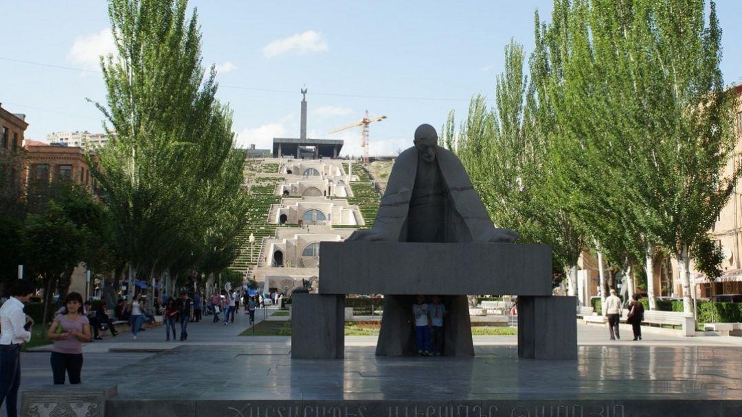 Обзорная экскурсия по Еревану - фото 4