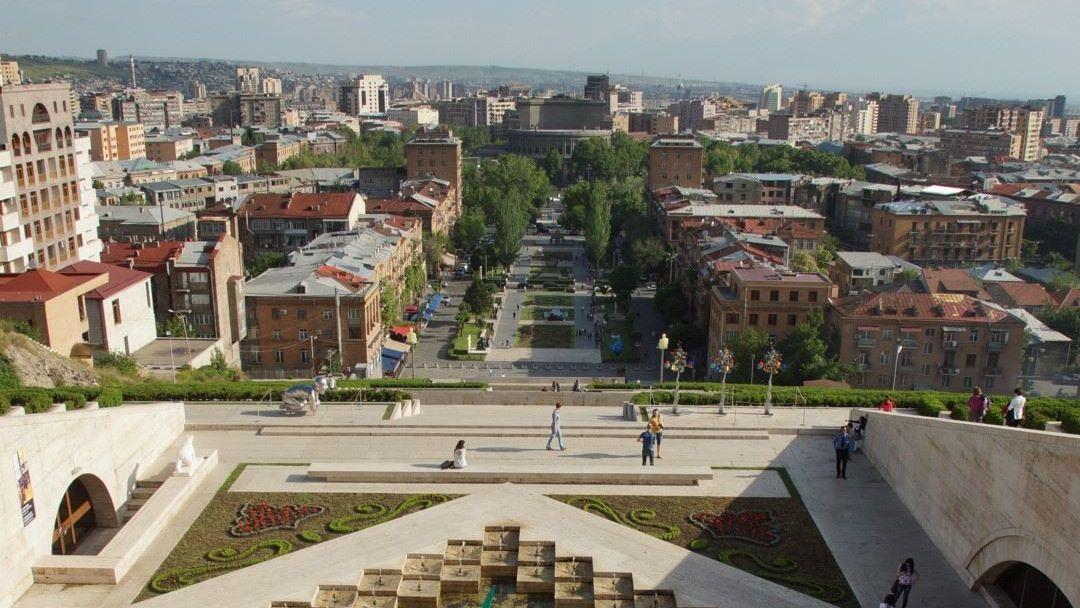 Обзорная экскурсия по Еревану - фото 5