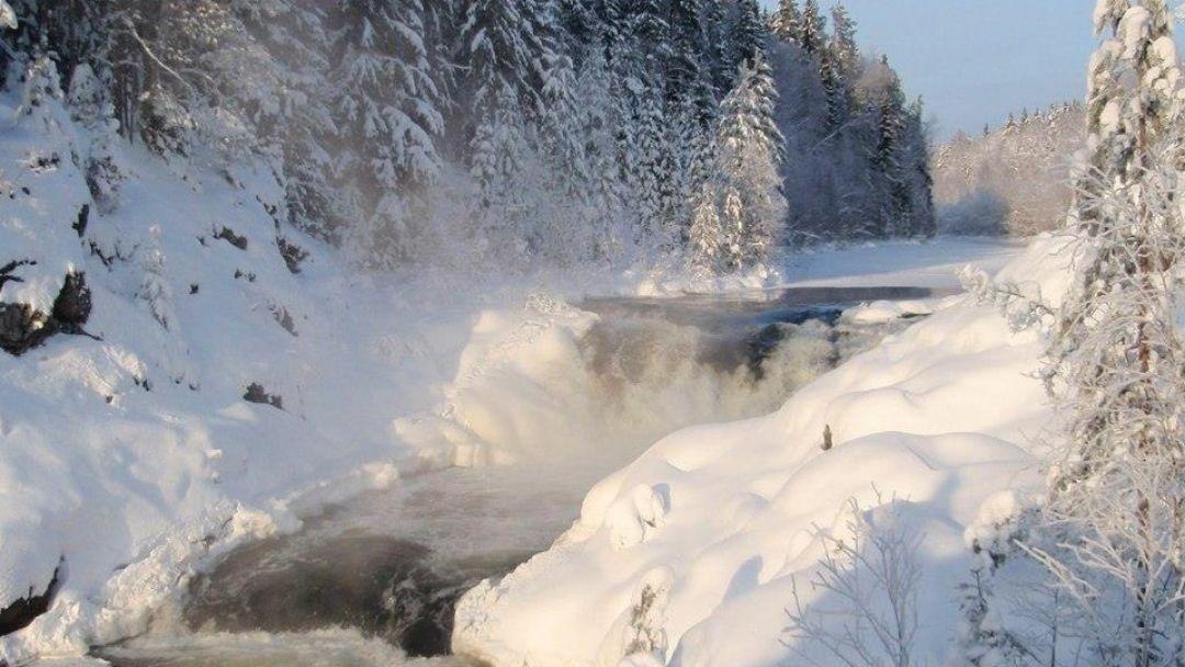 Экскурсия к целебным источникам «Марциальные воды» и заповеднику «Кивач» - фото 6