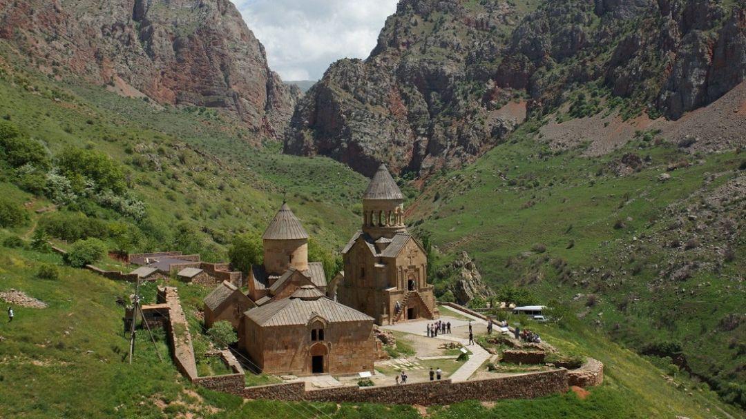 Монастырь Хор Вирап, Арени, Норавак - дороги, пропитанные солнцем! - фото 2