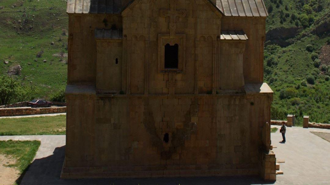 Монастырь Хор Вирап, Арени, Норавак - дороги, пропитанные солнцем! - фото 5