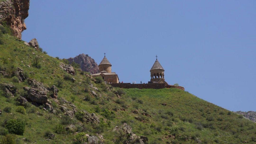 Монастырь Хор Вирап, Арени, Норавак - дороги, пропитанные солнцем! - фото 7