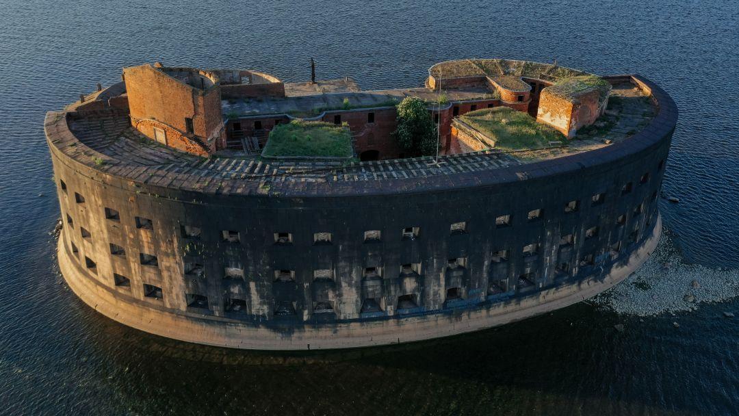 Кронштадт - город морской славы - фото 3