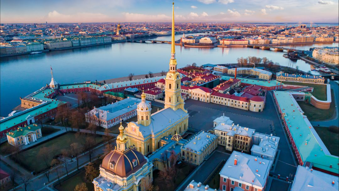 Петропавловка - сердце Петербурга - фото 2