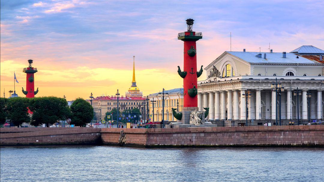 О чем молчат сфинксы в Санкт-Петербурге