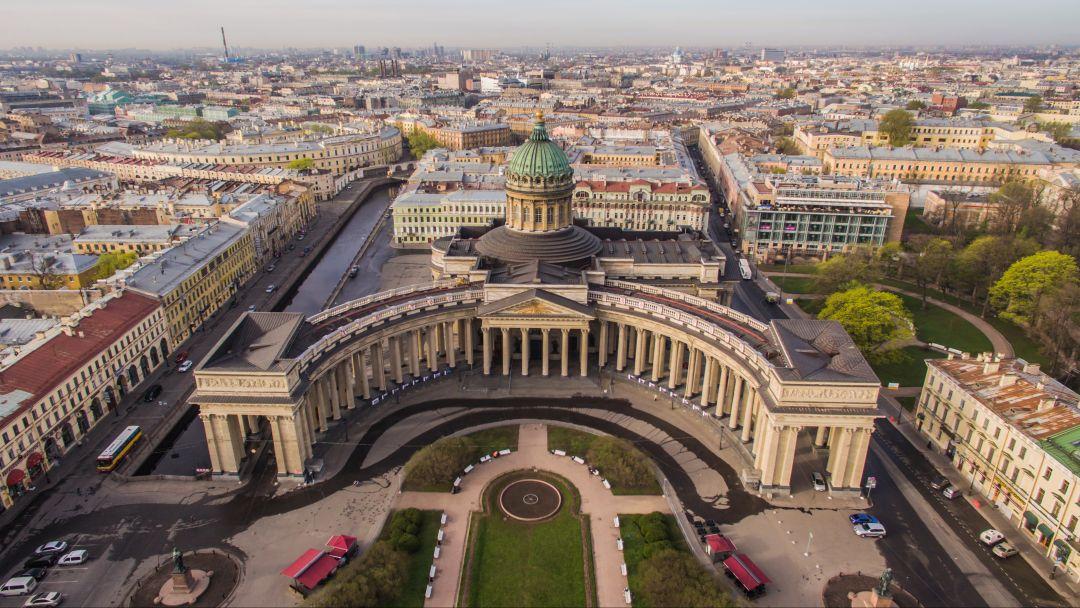 Масонский Санкт-Петербург в Санкт-Петербурге